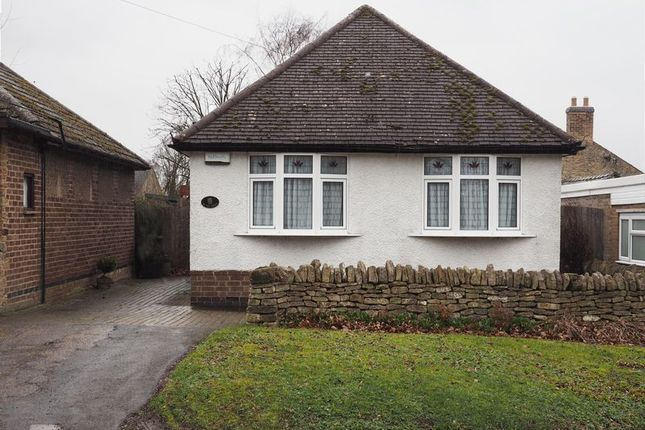 Thumbnail Detached bungalow for sale in The Green, Orlingbury, Kettering
