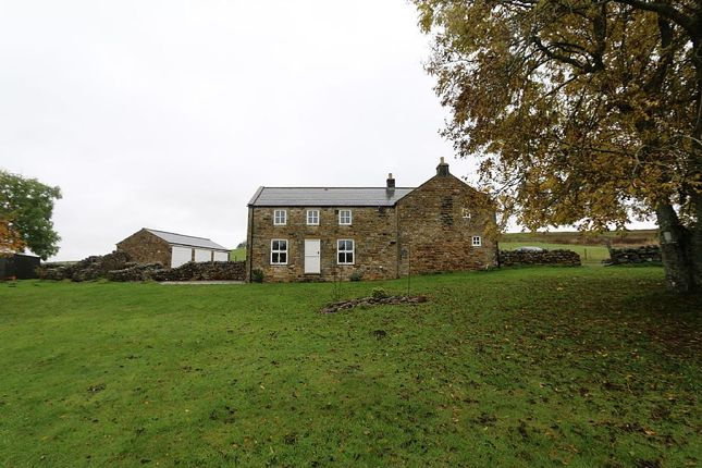 Thumbnail Detached house for sale in Bellingham, Hexham, Northumberland