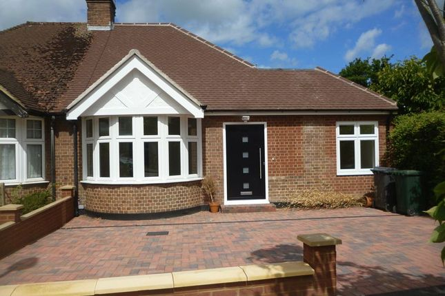 Thumbnail Bungalow for sale in Elmgate Gardens, Edgware