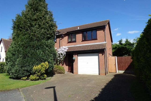 Thumbnail Property for sale in Meadow Close, Shavington, Crewe