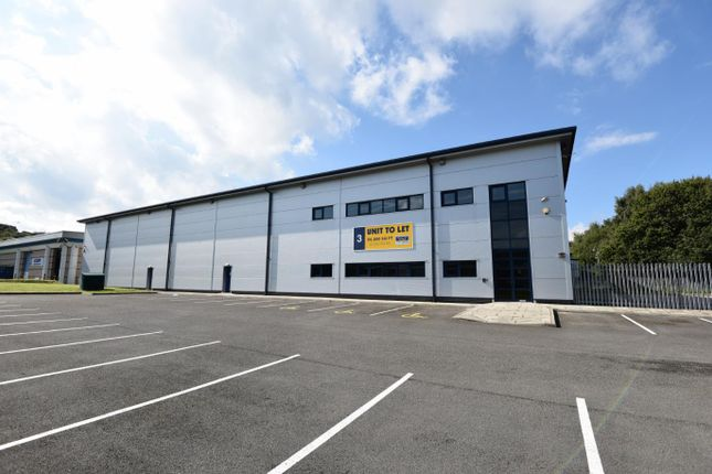 Thumbnail Warehouse to let in Unit 3 Rokeby Court, Warrington Road, Runcorn