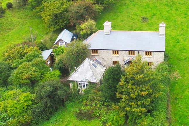 Thumbnail Detached house for sale in Higher Dunstone, Widecombe