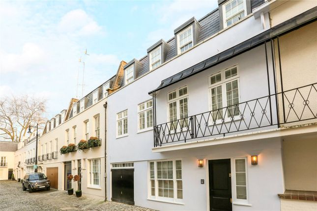 Thumbnail Property for sale in Eaton Mews North, London