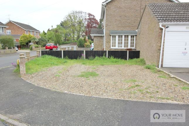 Land for sale in Fellowes Drive, Bradwell, Great Yarmouth