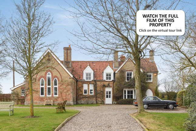 4 bed detached house for sale in East Walton, King's Lynn