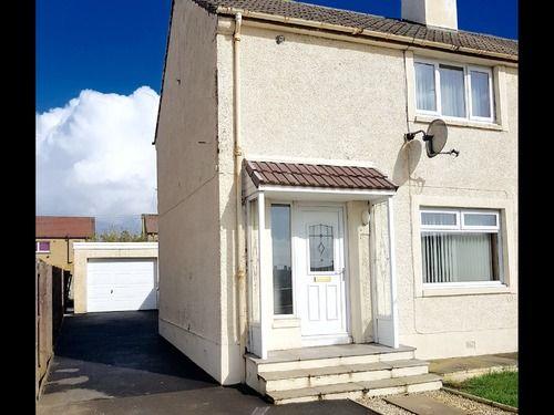 Thumbnail Semi-detached house to rent in Bringan Road, Kilmarnock KA3,