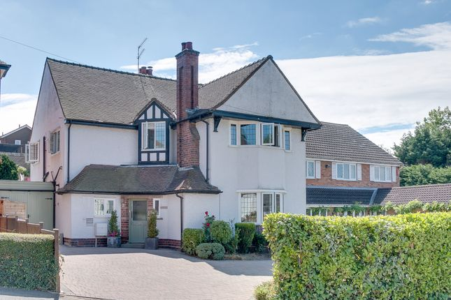 Thumbnail Detached house for sale in Ivor Road, Southcrest, Redditch