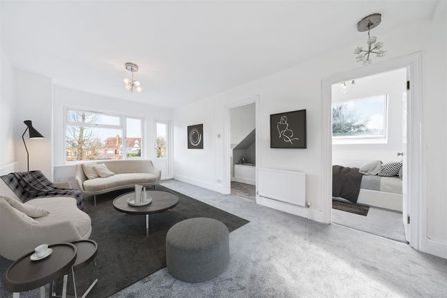 Thumbnail Flat to rent in St. Mary's Avenue, Finchley Central