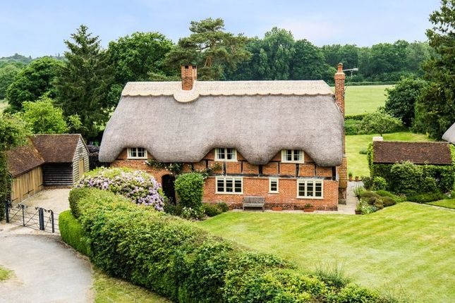 Thumbnail Detached house for sale in Sherfield English Lane, Plaitford, Romsey