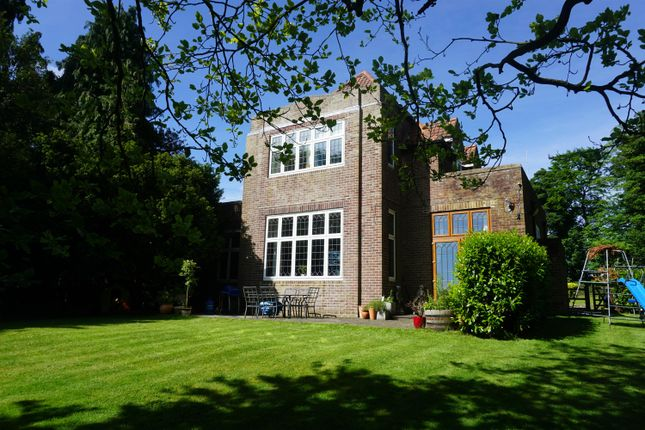 Thumbnail Detached house for sale in Hunmamnby Hall, Hall Park Road, Hunmanby