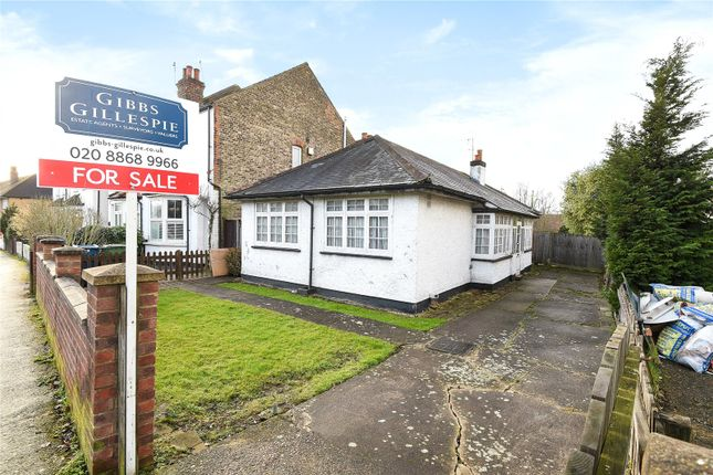 Thumbnail Detached bungalow for sale in South Vale, Harrow, Middlesex