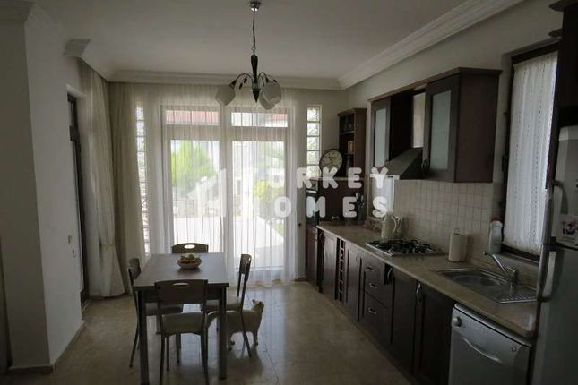 Nature View Villa - Kemer In Fethiye - Modern Fitted Kitchen
