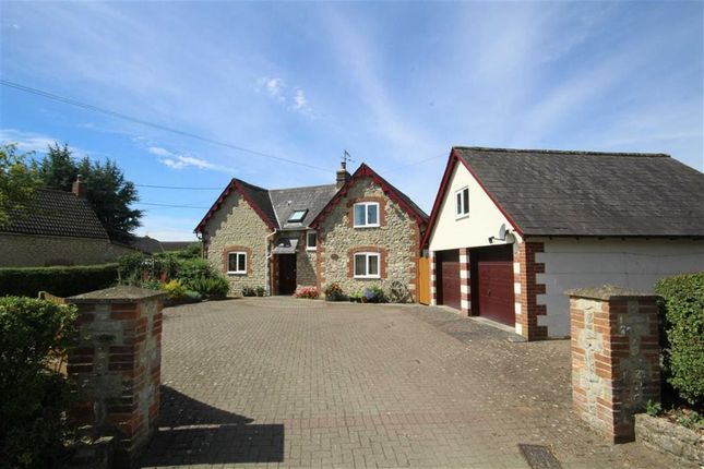 Thumbnail Detached house for sale in Coombe Lane, Goatacre