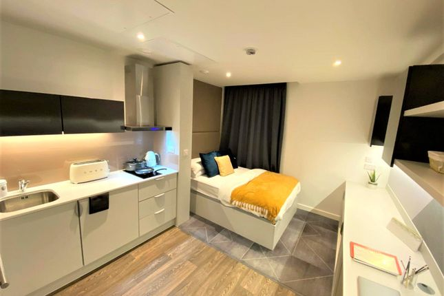 Bedroom of True Salford, King William Street, Salford, Greater Manchester M50