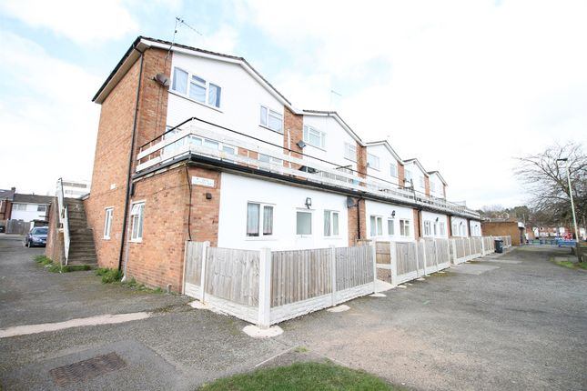 Thumbnail Flat for sale in Whitwick Way, Leicester