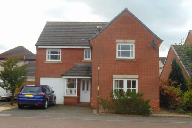 Thumbnail Detached house to rent in Marjory Place, Bathgate