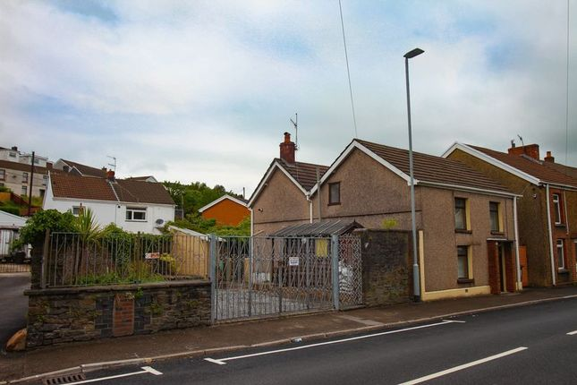 Detached house for sale in Hebron Road, Clydach, Swansea