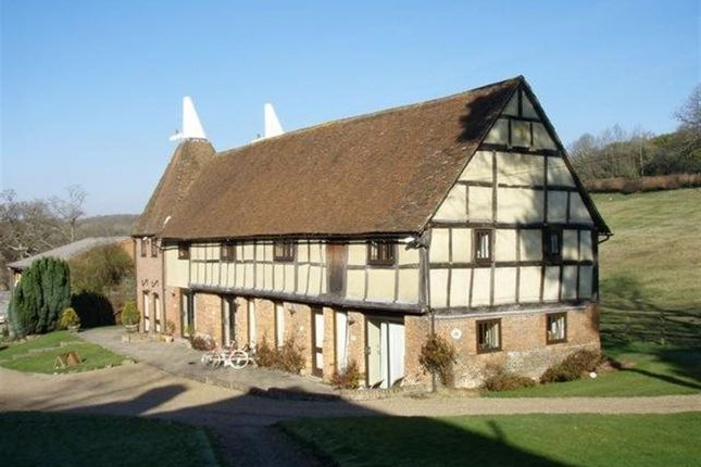 Thumbnail Cottage to rent in Weavers Cottage, Iden Green, Nr Benenden