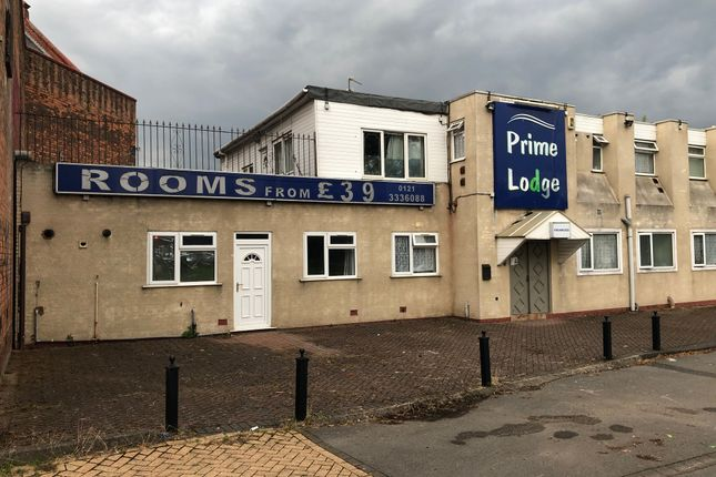 Thumbnail Hotel/guest house for sale in Nechells Parkway, Birmingham