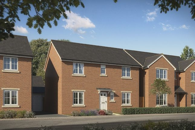 "Thumbnail Detached house for sale in ""The Ogmore"" at Abergavenny Road, Gilwern, Abergavenny"