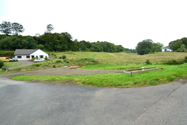 Thumbnail Land for sale in Creagan Park, Erray Road, Tobermory, Isle Of Mull