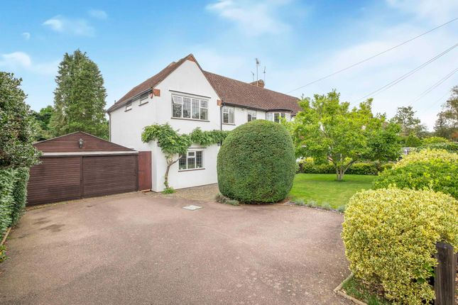 Thumbnail Semi-detached house for sale in Bradmore Way, Brookmans Park, Hatfield