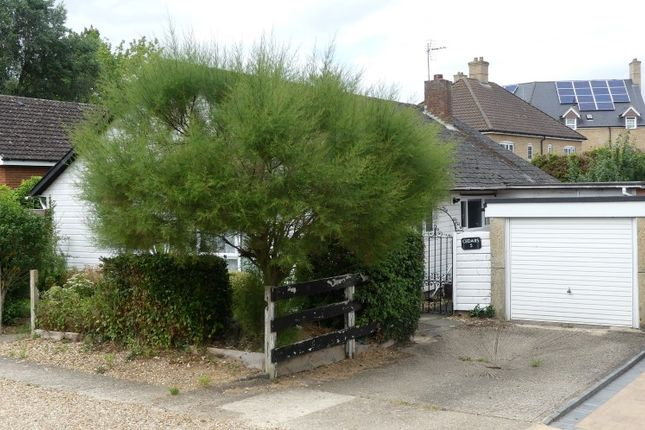 Thumbnail Detached bungalow for sale in 5 Iveldale Drive, Shefford, Bedfordshire
