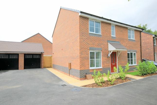 Thumbnail Detached house for sale in Millers Reach, Stone