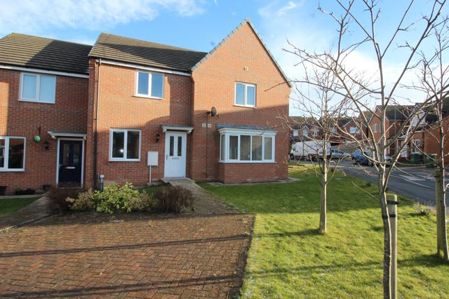 Thumbnail Terraced house to rent in Pottery Wharf, Thornaby, Stockton-On-Tees