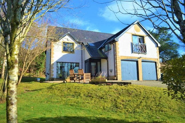 5 bed detached house for sale in Eden Grove, Rhu, Argyll And Bute G84