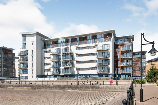 Thumbnail Penthouse for sale in Midway Quay, Eastbourne