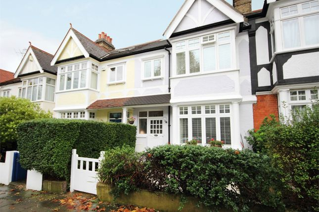 Thumbnail Terraced house to rent in Lindfield Road, Ealing, London