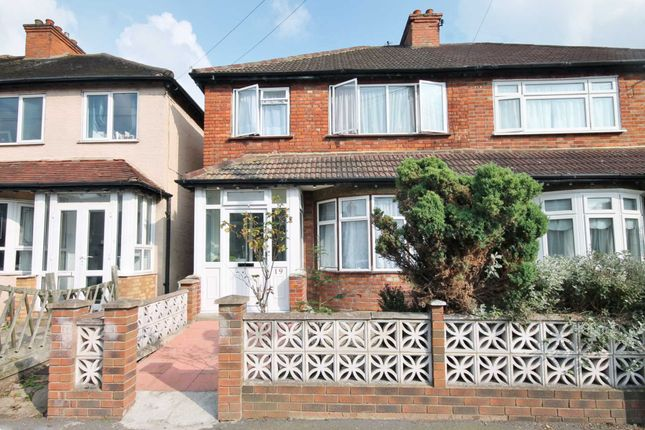 3 bed semi-detached house for sale in Elm Road, New Malden
