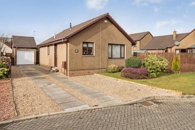 Thumbnail Bungalow for sale in Semple Crescent, Fairlie, Largs, North Ayrshire