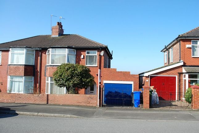 Thumbnail Semi-detached house to rent in Wilshaw Grove, Ashton-Under-Lyne