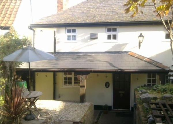 Thumbnail Terraced house to rent in Lower Kewstoke Road, Worle, Weston-Super-Mare
