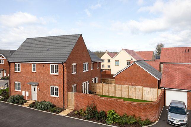 "4 bedroom property for sale in ""Walberswick"" at Muntjac Road, Langford, Bristol"