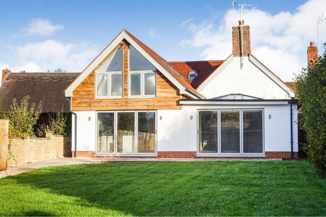 Thumbnail Detached house for sale in Faringdon Road, Southmoor, Abingdon