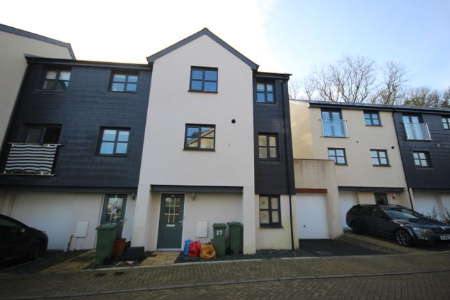 Thumbnail Town house to rent in College Green, Penryn