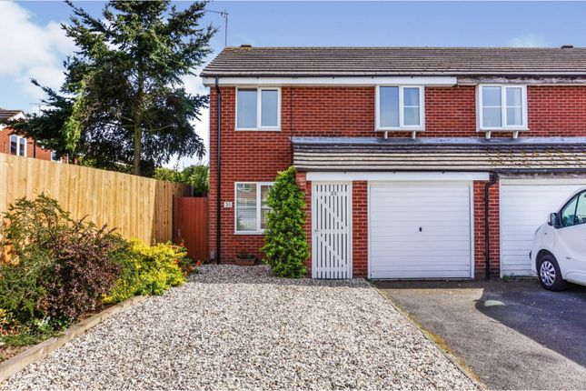 3 bed end terrace house for sale in Jay Park Crescent, Kidderminster DY10