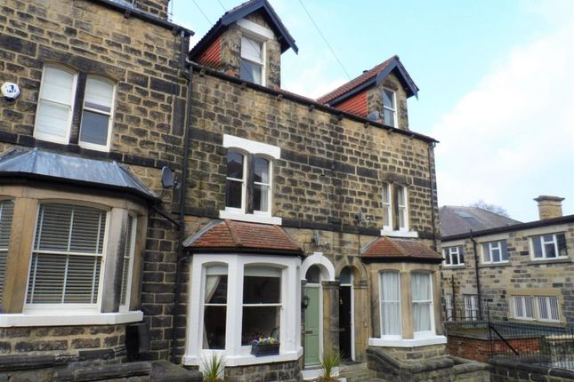 Thumbnail Terraced house to rent in Valley Road, Harrogate