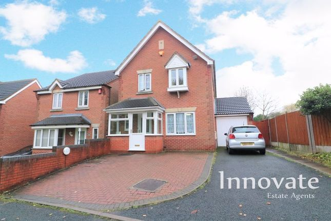 Thumbnail Detached house for sale in New Meeting Street, Oldbury