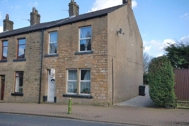 Thumbnail Terraced house to rent in Market Street, Mottram, Hyde