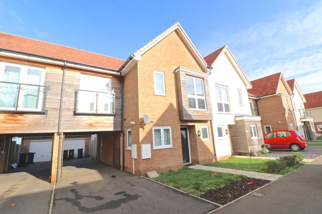 Thumbnail Semi-detached house for sale in Sunflower Lane, Polegate