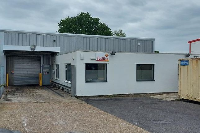 Thumbnail Warehouse for sale in Maple House, Mayflower Close, Chandlers Ford, Hampshire