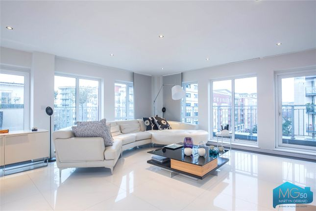 Thumbnail Flat for sale in Battalion, 22 Heritage Avenue, Colindale