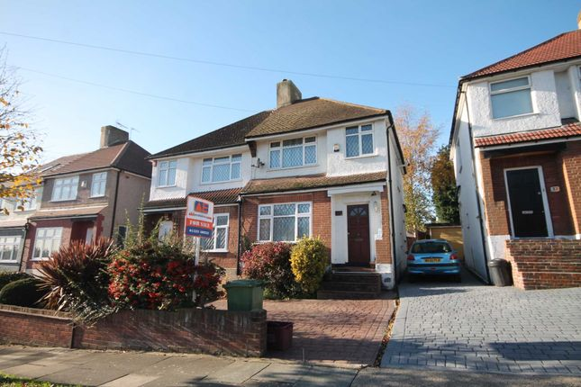 Thumbnail Semi-detached house for sale in Holmhurst Road, Belvedere