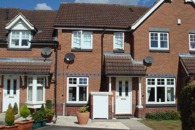 Thumbnail Town house to rent in Mason Road, Ilkeston