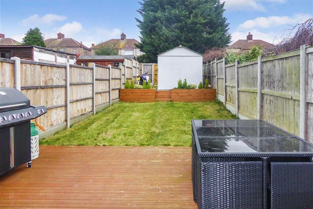 Thumbnail Terraced house for sale in Yorkland Avenue, Welling, Kent