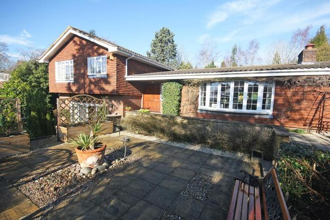 Thumbnail Detached house for sale in Warwicks Bench Lane, Guildford